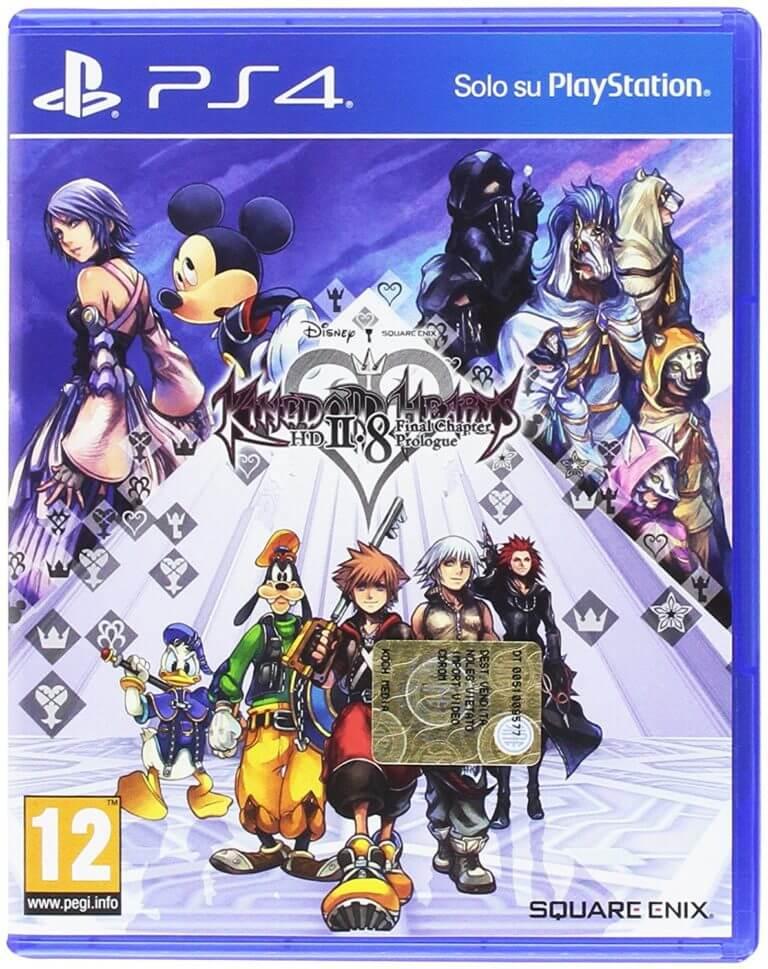 Kingdom Hearts HD per Ps4