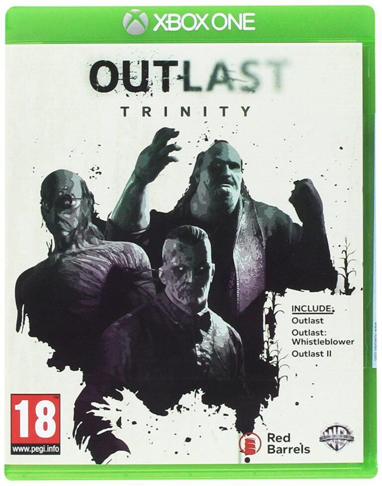 Outlast Trinity – Xbox One