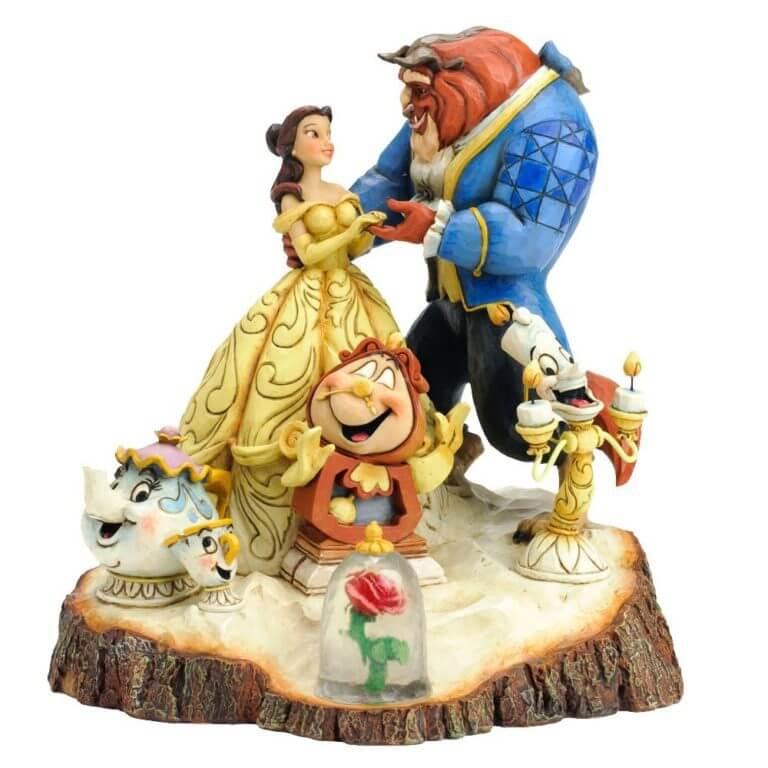 Statuetta della Disney Tradition