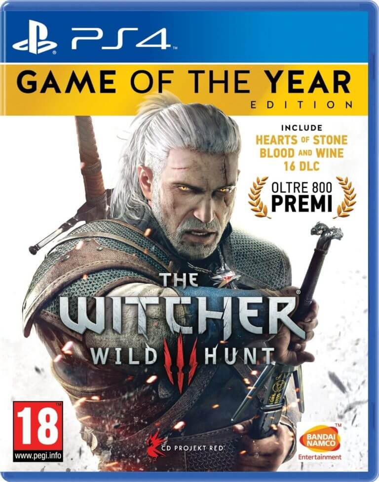 The Witcher 3, Game of the Year Edition