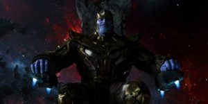 avenger infinity wars thanos