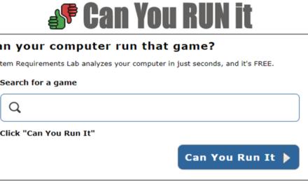 Can you RUN it: come scoprire se un gioco gira sul PC