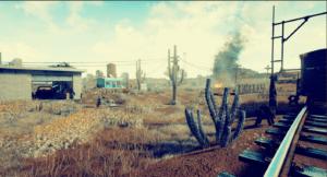 PUBG mappa deserto 2