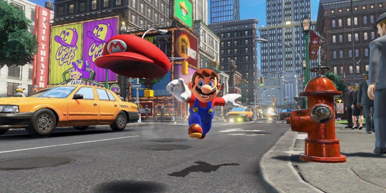 """Super Mario Odyssey: è stato rimosso il """"Game Over"""""""