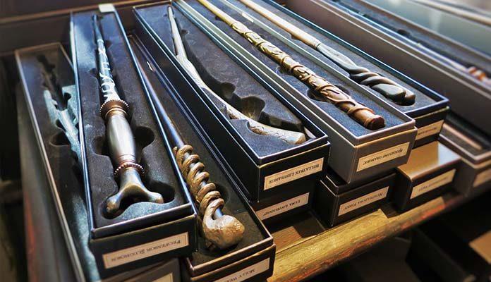 Bacchette Harry Potter caratteristiche nuclei legno