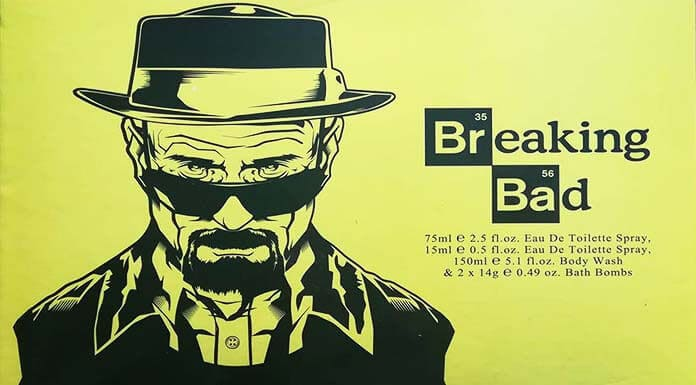 Set Profumi Breaking Bad confezione regalo