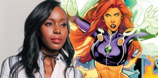 Titans Anna Diop interpreterà Starfire