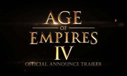 Age of Empires 4 annunciato con un trailer alla Gamescom