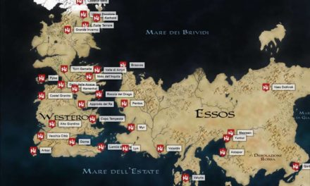 Geografia de Il Trono di Spade: tutti i luoghi della serie TV