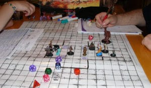 giocare a dungeons and dragons