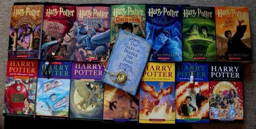 Harry Potter nel mondo: da libro per bambini a fenomeno mondiale