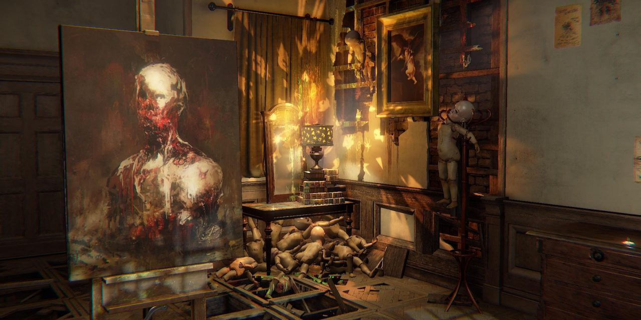 Layers of Fear: Legacy arriverà anche su Nintendo Switch