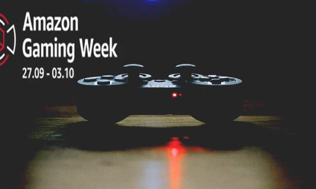Amazon Gaming Week: sconti imperdibili per gamer e appassionati