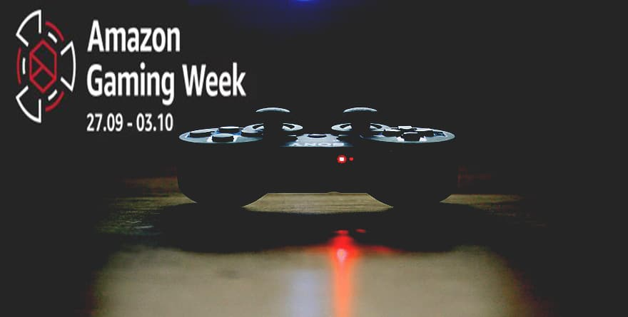 Amazon Gaming Week: sconti imperdibili per gamer e appassionati