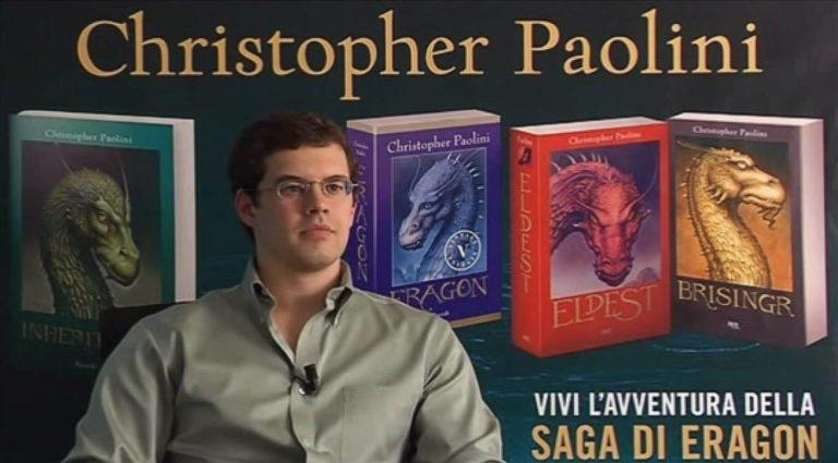 christopher paolini nuovo libro