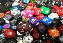 set dadi dungeons and dragons