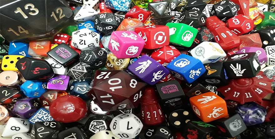Set dadi Dungeons and Dragons: i migliori dadi di D&D