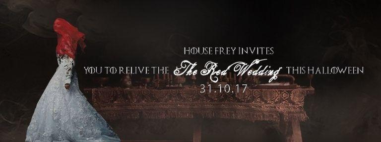 evento nozze rosse trono di spade