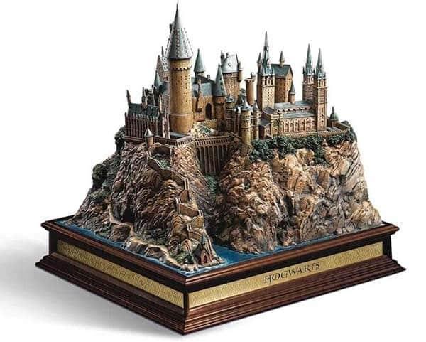 Diorama Hogwarts