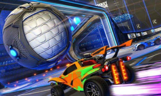 Rocket League è ora disponibile anche per Nintendo Switch