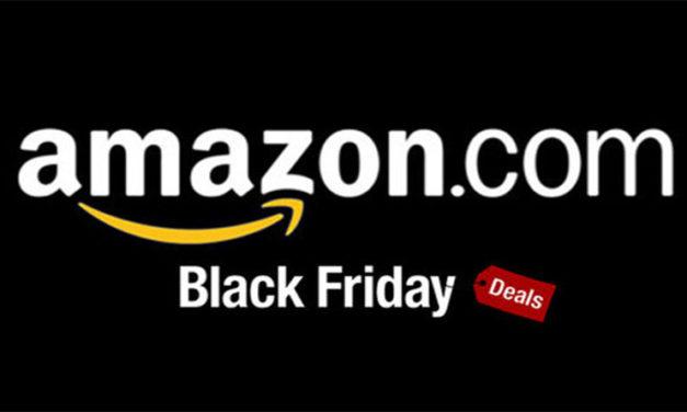 Amazon Black Friday 2017: Tutto quello che Devi sapere