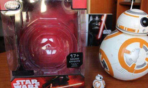BB-8 Droide Interattivo Parlante: recensione del gadget di Star Wars