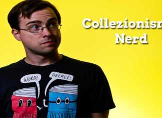 collezionismo nerd