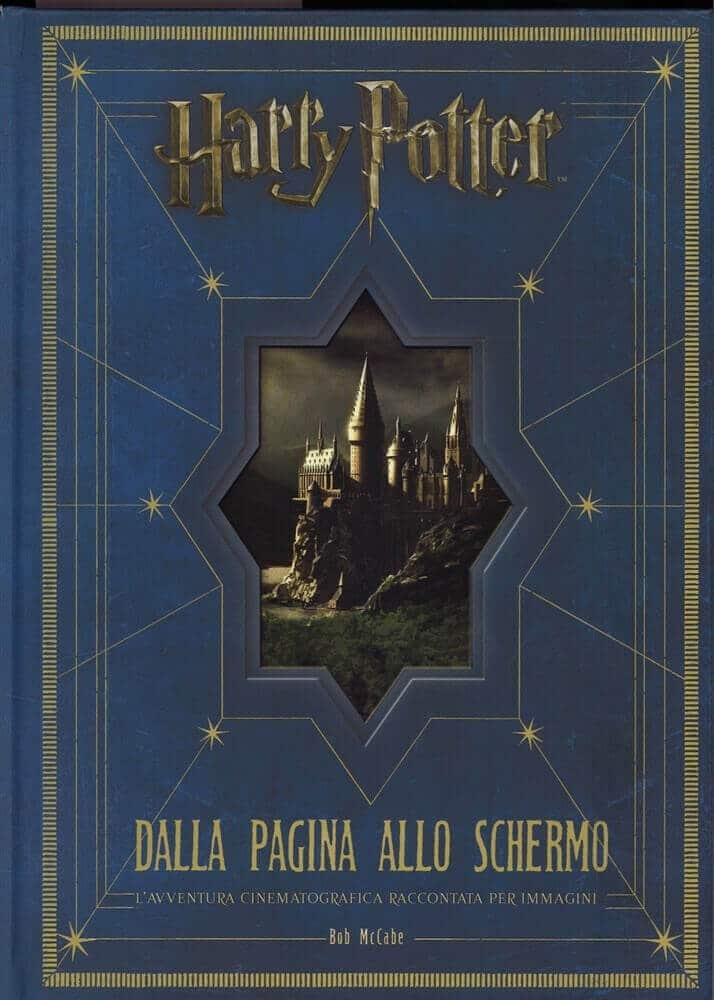 dalla pagina allo schermo libro harry potter