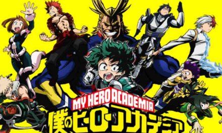My Hero Academia: la terza stagione debutterà ad Aprile 2018