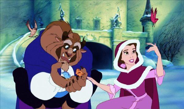 La Bella e la Bestia un magico Natale