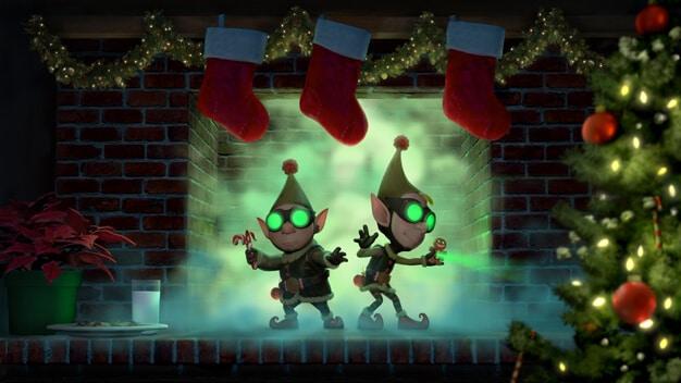 Lanny & Wayne – Missione Natale