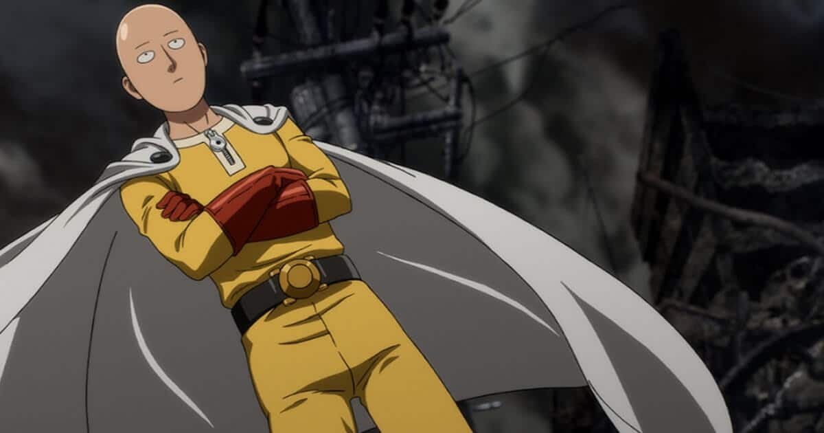 One Punch Man Anime da vedere
