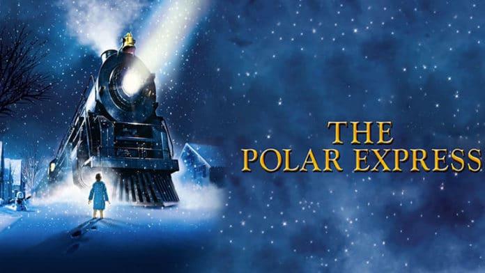 Polar Express cartone di natale