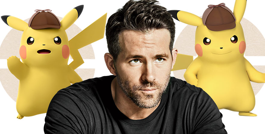 Ryan Reynolds interpreterà Detective Pikachu nel film sui Pokemon