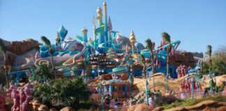 disney nuovo parco divertimento