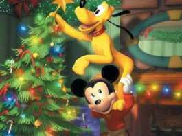 I migliori cartoni di Natale Disney