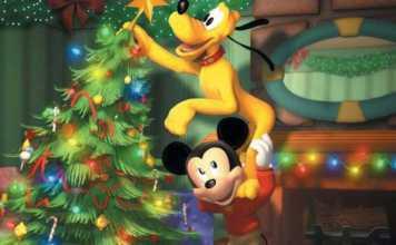 migliori cartoni animati di Natalei disney