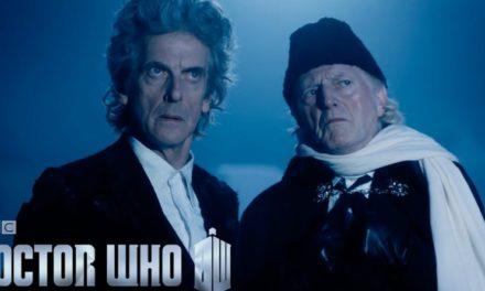 Speciale natalizio Doctor Who: il nuovo trailer che sta facendo impazzire il web