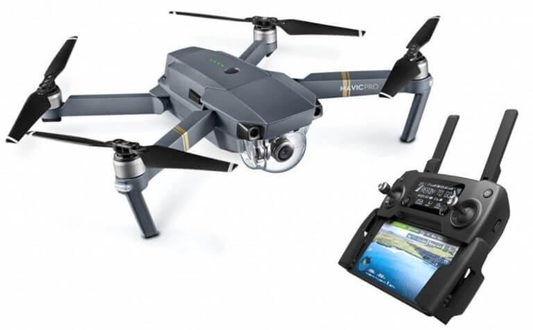 DJI Mavic Pro Drone Professionale