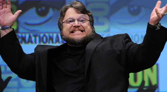 Guillermo del Toro Golden Globe miglior regista