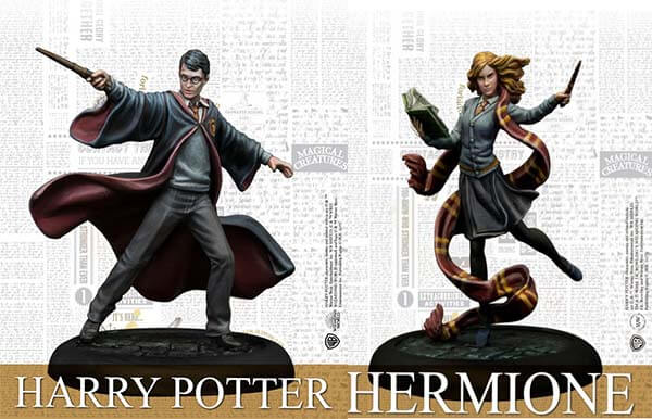 Harry Potter Miniature Adventure Game