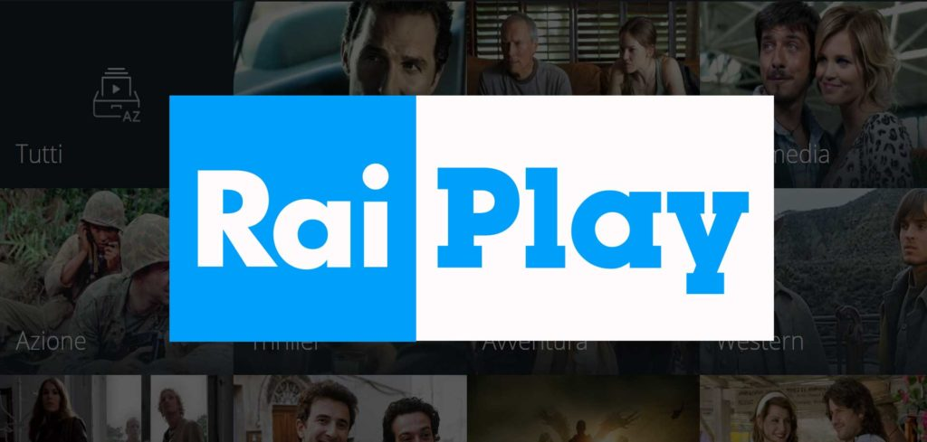RAIplay streaming