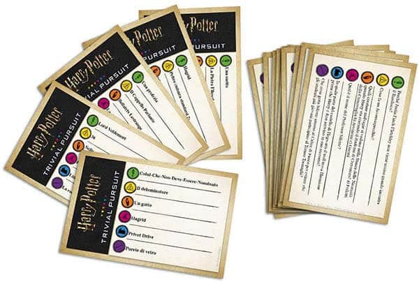 Trivial Pursuit Harry Potter