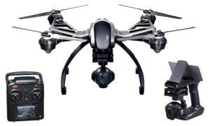 Yuneec Typhoon Q500 drone per video in 4K