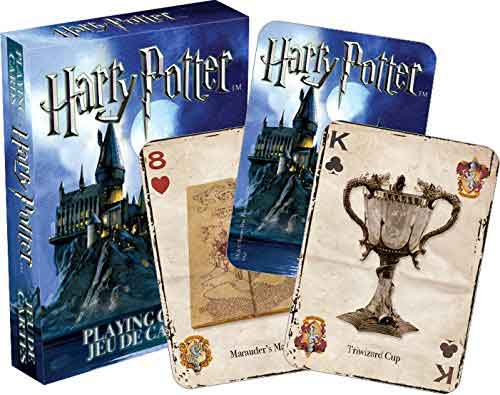 carte da Gioco Harry Potter