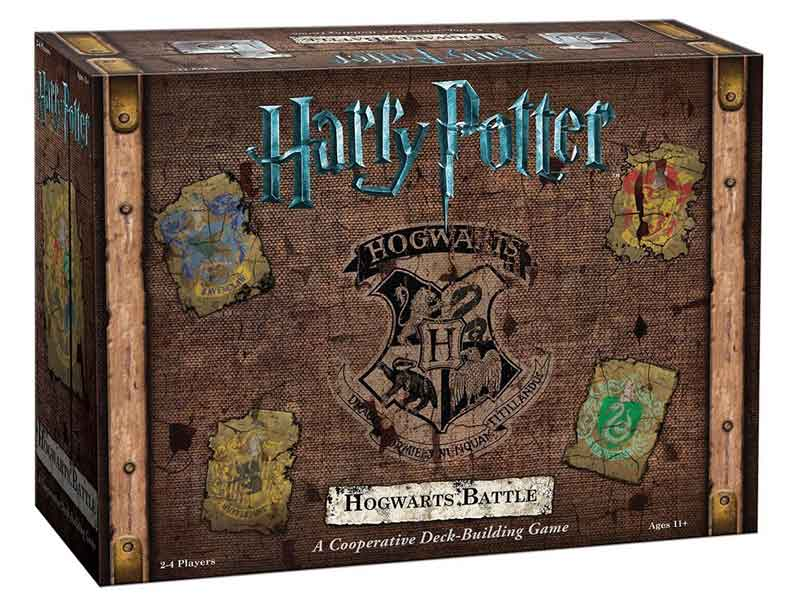 Hogwarts Battle: Gioco di Carte di Harry Potter