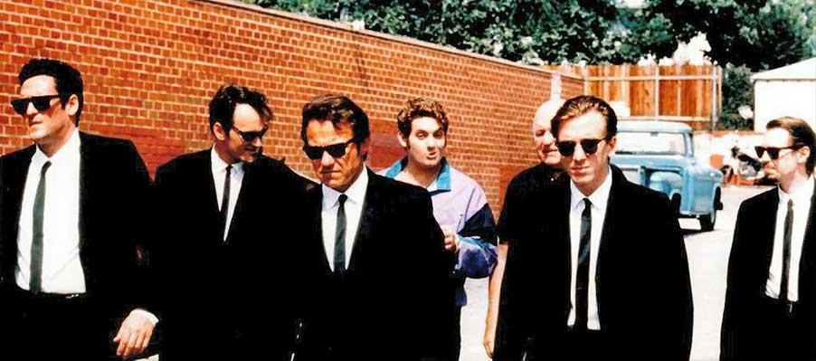 Le Iene Quentin Tarantino