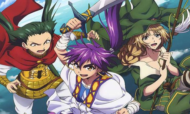 """Magi: Adventure of Sinbad"": Recensione dell'Anime Fantasy"