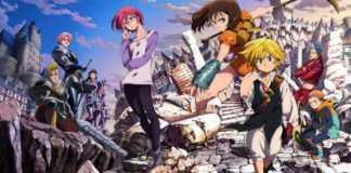 migliori anime fantasy