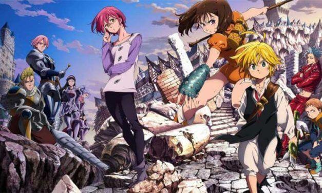 I 10 migliori anime Fantasy di Sempre
